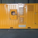 Sound proof container Mecoser Sistemi S.p.A.