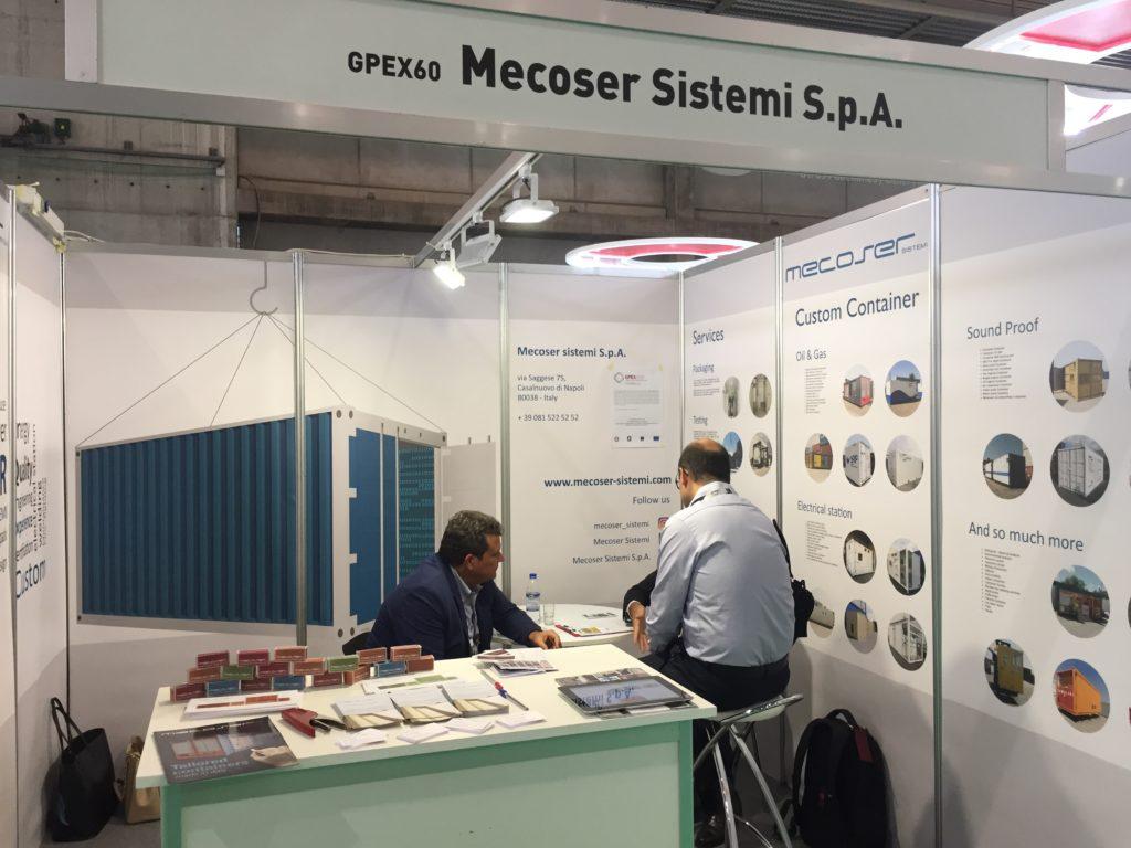 Mecoser Sistemi at GPEX