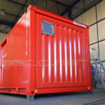 Container with Fire Protection A60