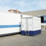 Nuovo container offshore