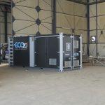 Container microcogeneratore